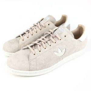 Adidas Stan Smith Originals Plush Suede Mens Shoes